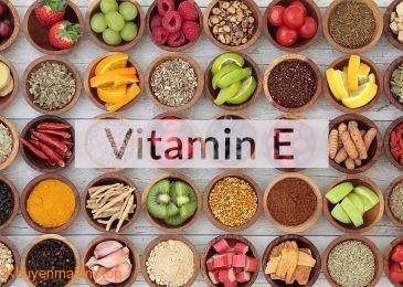 Không nên tự ý bổ sung các loại vitamin tổng hợp!