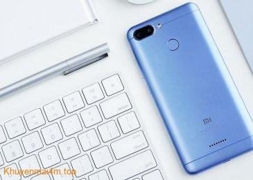 Xiaomi Redmi 6A bùng nổ lớn trên Lazada