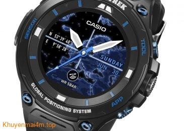 Chào đón Smartwatch Pro Trek thế hệ thứ 3 mới của Casio