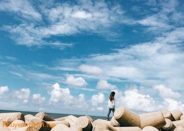 Biển Hải Dương: Điểm check-in mới lạ ở Thừa Thiên Huế