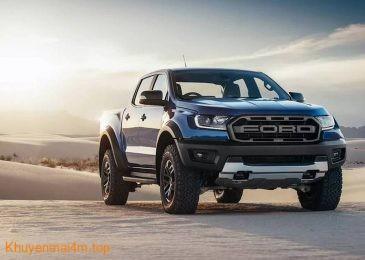 Ford Ranger Raptor 2019 xuất hiện đầy mạnh mẽ nam tính