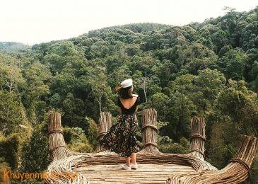 Check – in với Bàn Tay Phật bí ẩn ở Hoa Sơn Điền Trang, Đà Lạt