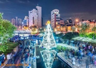 Du lịch Đài Loan nên đến những đâu?