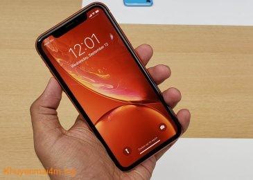 iPhone Xr xuất hiện đã đè bẹp cả Pixel 3 và Smartphone Android 2018