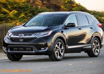 Sự xuất hiện tráng lệ của mẫu SUV Honda CR-V ở Sài Gòn