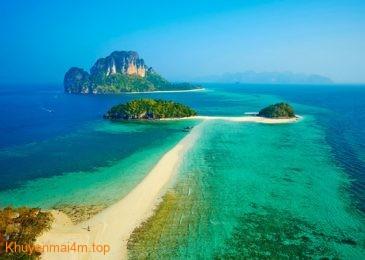 Đi ngay đến thiên đường Koh Lipe hưởng nắng vàng, biển xanh nào!