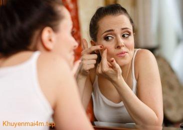 Tại sao mặt bạn lúc nào cũng nổi mụn chi chít?