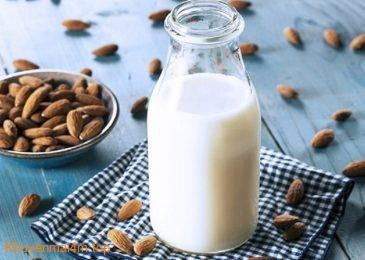 Sữa hạnh nhân – Món ngon bổ dưỡng cho mẹ bầu