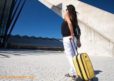 Cẩm nang an toàn cho mẹ bầu khi đi du lịch
