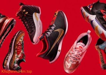 6 Đôi giày sneakers nổi bật nhất tháng 1/2019