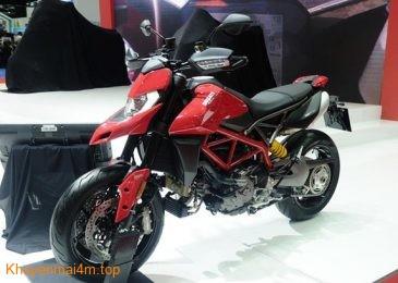 Ducati Hypermotard 950 sẽ trình làng khách Việt trong năm 2019