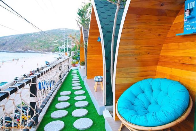 9 homestay đẹp, view hướng biển cho chuyến du lịch Quy Nhơn