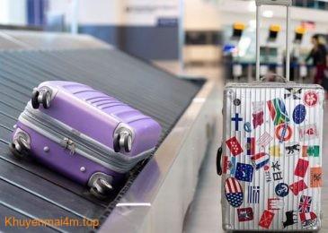 Vali có hình dáng xấu xí giúp bạn có một chuyến du lịch suôn sẻ