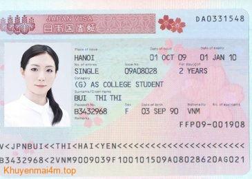 Làm nghề tự do làm sao để xin visa du lịch Nhật Bản?
