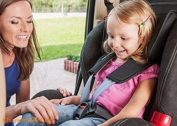 Phụ huynh nên dạy bé ngay 5 kỹ năng này nếu bị bỏ quên trên ô tô