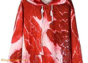 """Thời trang """"thịt heo"""" hùa theo cơn sốt"""
