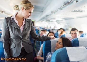 Tiếp viên thường để ý điều gì ở khách trên các chuyến bay?