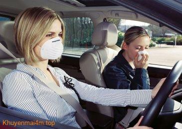 Mẹo hay khử mùi hôi trên ô tô trong vòng 1 nốt nhạc