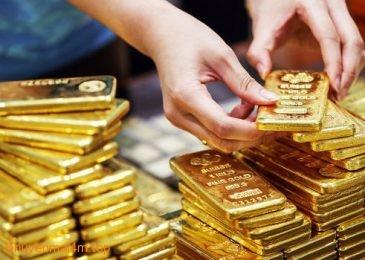 Giá vàng cao nhất trong vòng 7 năm qua