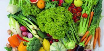 Chế độ ăn uống giúp tăng sức đề kháng phòng dịch