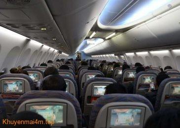 Nhứng vật dụng trên máy bay không sạch như bạn nghĩ