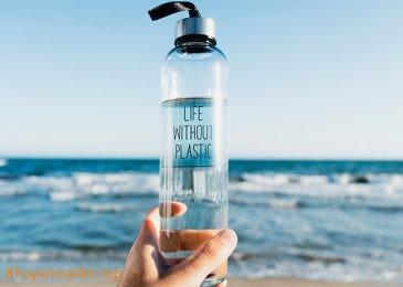 """Nói """"không"""" với đồ nhựa khi đi du lịch"""
