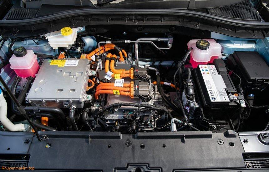 Những hạng mục và chu kỳ bảo dưỡng trên ô tô điện