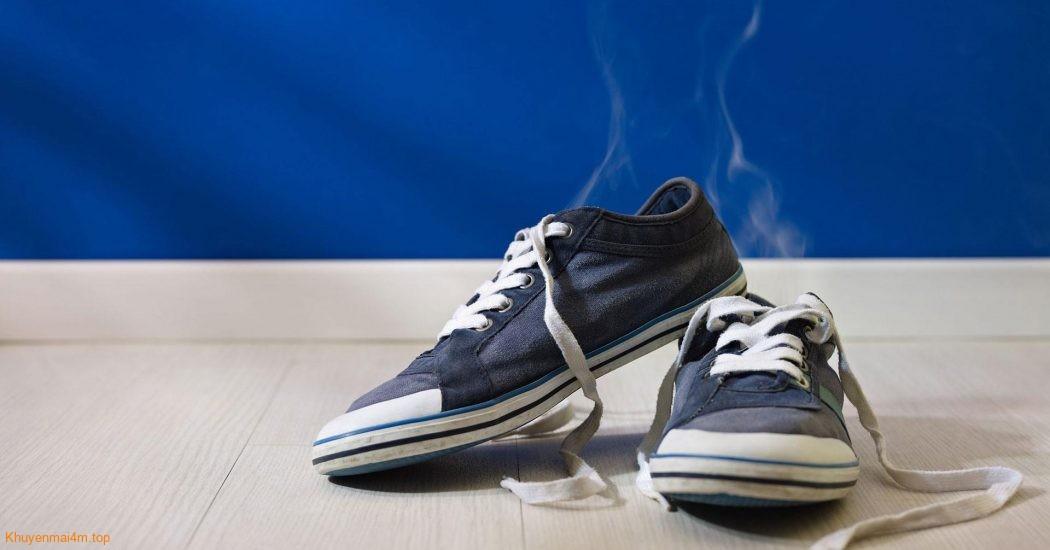 Muốn giày không bị hôi hãy làm theo cách này