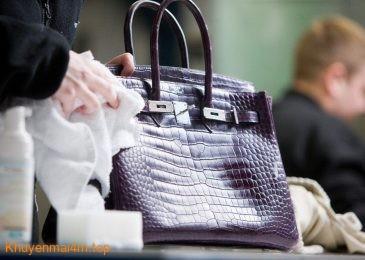 Mẹo hay giúp quần áo, túi xách luôn bền đẹp